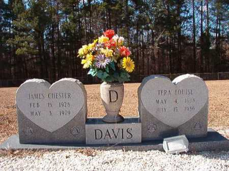 FRANKS DAVIS, TERA LOUISE - Calhoun County, Arkansas | TERA LOUISE FRANKS DAVIS - Arkansas Gravestone Photos