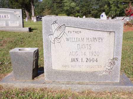 DAVIS, WILLIAM HARVEY - Calhoun County, Arkansas | WILLIAM HARVEY DAVIS - Arkansas Gravestone Photos