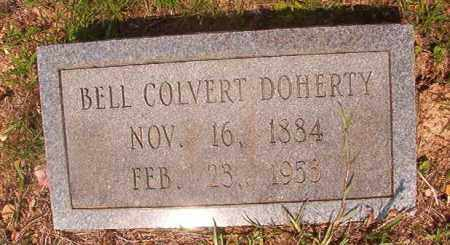 COLVERT DOHERTY, BELL - Calhoun County, Arkansas | BELL COLVERT DOHERTY - Arkansas Gravestone Photos
