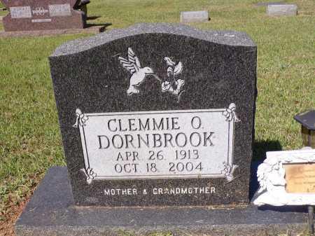 DORNBROOK, CLEMMIE O - Calhoun County, Arkansas | CLEMMIE O DORNBROOK - Arkansas Gravestone Photos