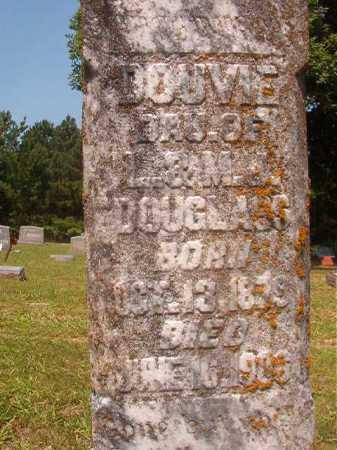 DOUGLASS, DOUVIE - Calhoun County, Arkansas   DOUVIE DOUGLASS - Arkansas Gravestone Photos