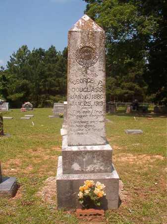 DOUGLASS, GEORGE P - Calhoun County, Arkansas   GEORGE P DOUGLASS - Arkansas Gravestone Photos