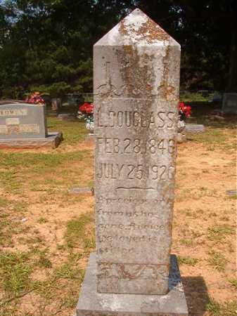 DOUGLASS, L - Calhoun County, Arkansas | L DOUGLASS - Arkansas Gravestone Photos