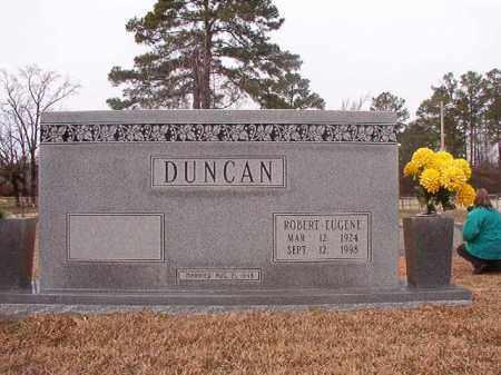 DUNCAN, ROBERT EUGENE - Calhoun County, Arkansas | ROBERT EUGENE DUNCAN - Arkansas Gravestone Photos