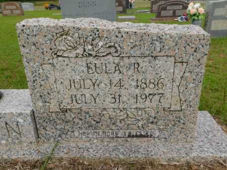 DUNN, EULA R - Calhoun County, Arkansas | EULA R DUNN - Arkansas Gravestone Photos