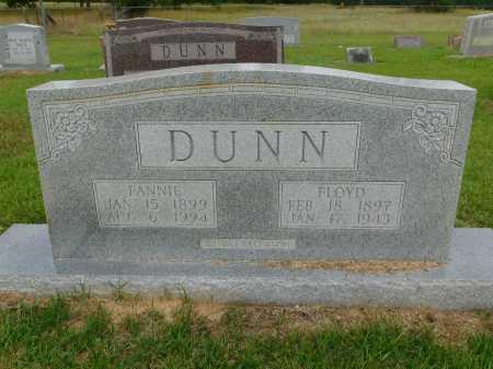 DUNN, FANNIE - Calhoun County, Arkansas | FANNIE DUNN - Arkansas Gravestone Photos