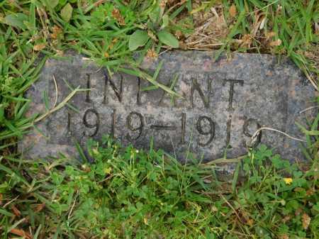DUNN, INFANT - Calhoun County, Arkansas   INFANT DUNN - Arkansas Gravestone Photos