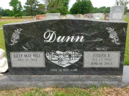 DUNN, JOSEPH RUSSELL - Calhoun County, Arkansas   JOSEPH RUSSELL DUNN - Arkansas Gravestone Photos