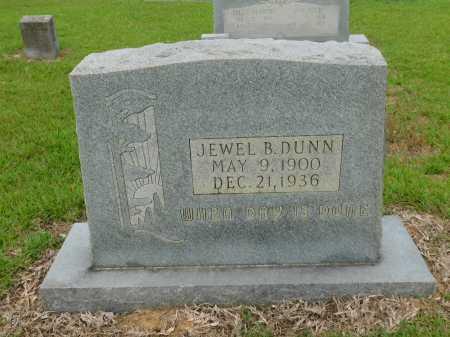 DUNN, JEWEL B - Calhoun County, Arkansas | JEWEL B DUNN - Arkansas Gravestone Photos