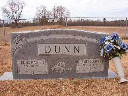 DUNN, JAMES HARVEY - Calhoun County, Arkansas | JAMES HARVEY DUNN - Arkansas Gravestone Photos