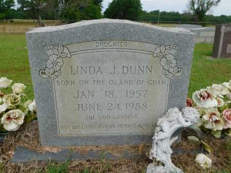 DUNN, LINDA J - Calhoun County, Arkansas | LINDA J DUNN - Arkansas Gravestone Photos