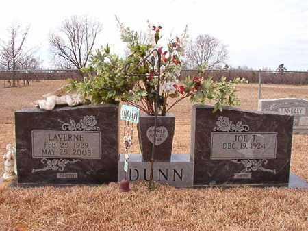DUNN, LAVERNE - Calhoun County, Arkansas | LAVERNE DUNN - Arkansas Gravestone Photos