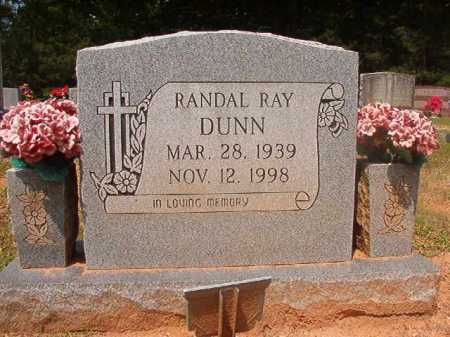 DUNN, RANDAL RAY - Calhoun County, Arkansas   RANDAL RAY DUNN - Arkansas Gravestone Photos