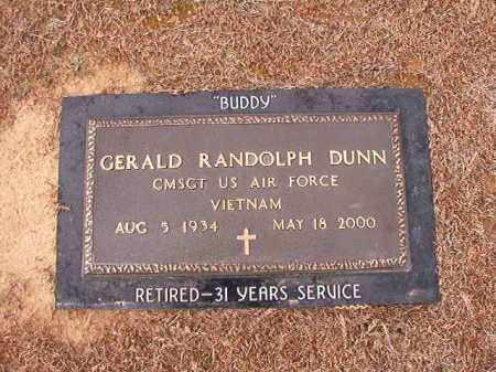 DUNN (VETERAN VIET), GERALD RANDOLPH - Calhoun County, Arkansas   GERALD RANDOLPH DUNN (VETERAN VIET) - Arkansas Gravestone Photos