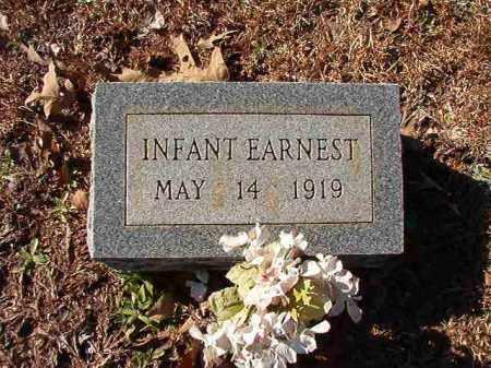 EARNEST, INFANT - Calhoun County, Arkansas | INFANT EARNEST - Arkansas Gravestone Photos