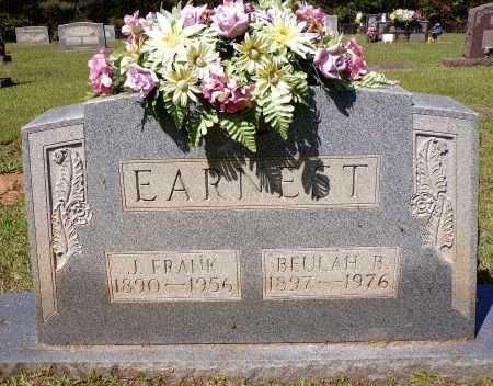 EARNEST, BEULAH B - Calhoun County, Arkansas | BEULAH B EARNEST - Arkansas Gravestone Photos
