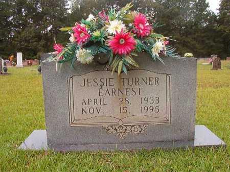 EARNEST, JESSIE - Calhoun County, Arkansas   JESSIE EARNEST - Arkansas Gravestone Photos