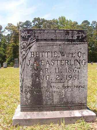 EASTERLING, BETTIE - Calhoun County, Arkansas | BETTIE EASTERLING - Arkansas Gravestone Photos