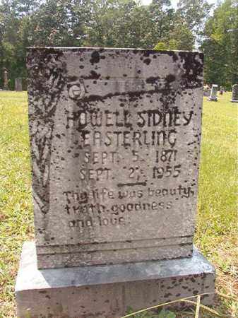 EASTERLING, HOWELL SIDNEY - Calhoun County, Arkansas | HOWELL SIDNEY EASTERLING - Arkansas Gravestone Photos