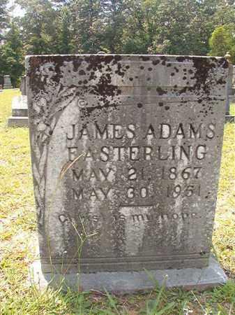 EASTERLING, JAMES ADAMS - Calhoun County, Arkansas | JAMES ADAMS EASTERLING - Arkansas Gravestone Photos