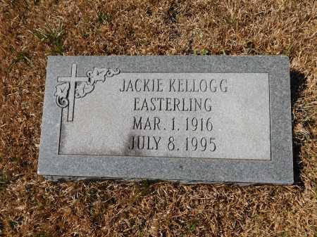 KELLOGG EASTERLING, JACKIE - Calhoun County, Arkansas | JACKIE KELLOGG EASTERLING - Arkansas Gravestone Photos