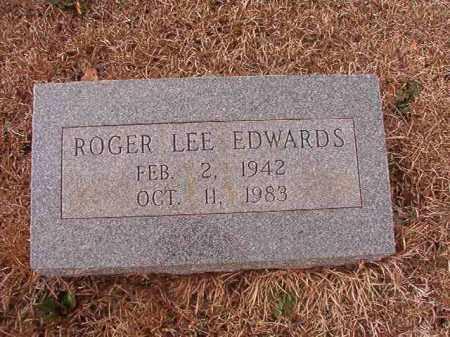 EDWARDS, ROGER LEE - Calhoun County, Arkansas | ROGER LEE EDWARDS - Arkansas Gravestone Photos