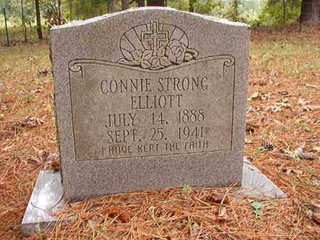 ELLIOTT, CONNIE - Calhoun County, Arkansas | CONNIE ELLIOTT - Arkansas Gravestone Photos