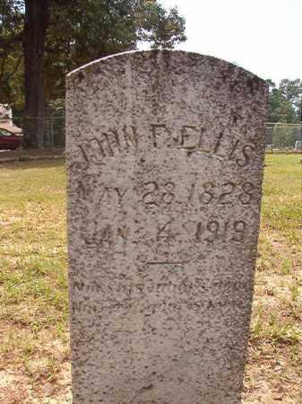 ELLIS, JOHN F - Calhoun County, Arkansas | JOHN F ELLIS - Arkansas Gravestone Photos