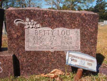 EVANS, BETTY LOU - Calhoun County, Arkansas | BETTY LOU EVANS - Arkansas Gravestone Photos