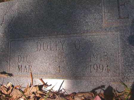 EVANS, DOLLY O - Calhoun County, Arkansas | DOLLY O EVANS - Arkansas Gravestone Photos