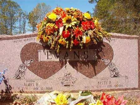 EVANS, BETTY R - Calhoun County, Arkansas | BETTY R EVANS - Arkansas Gravestone Photos