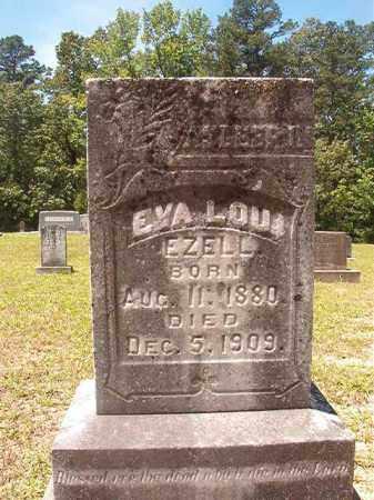 EZELL, EVA LOU - Calhoun County, Arkansas | EVA LOU EZELL - Arkansas Gravestone Photos