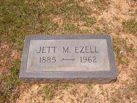 EZELL, JETT M - Calhoun County, Arkansas | JETT M EZELL - Arkansas Gravestone Photos