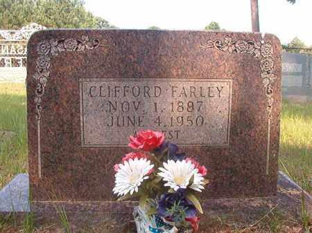 FARLEY, CLIFFORD - Calhoun County, Arkansas | CLIFFORD FARLEY - Arkansas Gravestone Photos