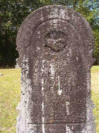 FARRAR, ALICE - Calhoun County, Arkansas   ALICE FARRAR - Arkansas Gravestone Photos