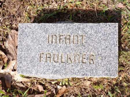 FAULKNER, INFANT - Calhoun County, Arkansas | INFANT FAULKNER - Arkansas Gravestone Photos