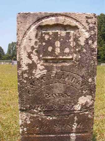 FLANRAY, WILLIAM C - Calhoun County, Arkansas   WILLIAM C FLANRAY - Arkansas Gravestone Photos