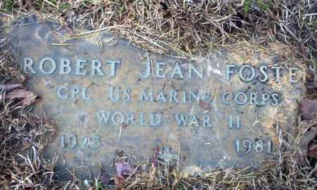 FOSTER  (VETERAN WWII), ROBERT JEAN - Calhoun County, Arkansas | ROBERT JEAN FOSTER  (VETERAN WWII) - Arkansas Gravestone Photos