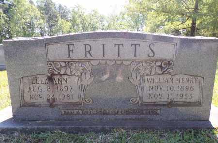 FRITTS, LELA ANN - Calhoun County, Arkansas | LELA ANN FRITTS - Arkansas Gravestone Photos