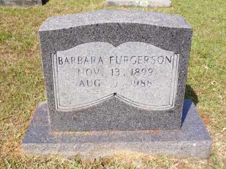 FURGERSON, BARBARA - Calhoun County, Arkansas | BARBARA FURGERSON - Arkansas Gravestone Photos