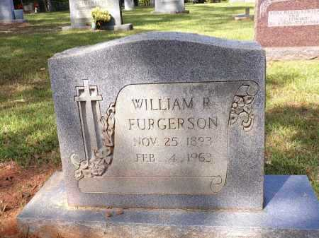 FURGERSON, WILLIAM R - Calhoun County, Arkansas   WILLIAM R FURGERSON - Arkansas Gravestone Photos