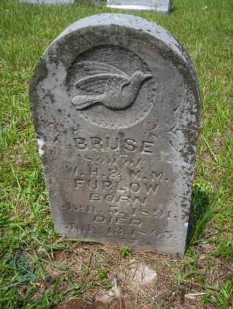 FURLOW, BRUSE - Calhoun County, Arkansas   BRUSE FURLOW - Arkansas Gravestone Photos