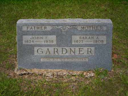 GARDNER, SARAH A - Calhoun County, Arkansas | SARAH A GARDNER - Arkansas Gravestone Photos