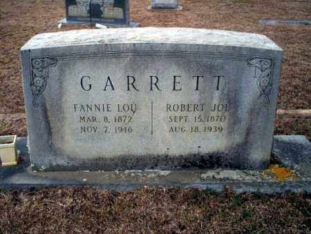 GARRETT, FANNIE LOU - Calhoun County, Arkansas | FANNIE LOU GARRETT - Arkansas Gravestone Photos