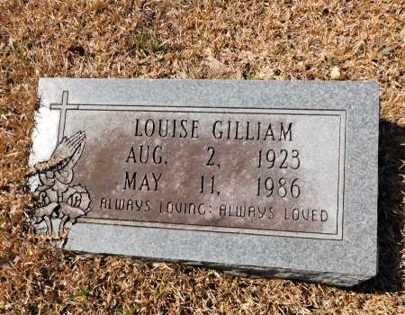 GILLIAM, LOUISE - Calhoun County, Arkansas | LOUISE GILLIAM - Arkansas Gravestone Photos