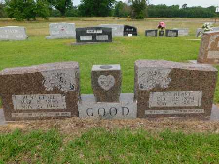 GOOD, JOE HENRY - Calhoun County, Arkansas | JOE HENRY GOOD - Arkansas Gravestone Photos