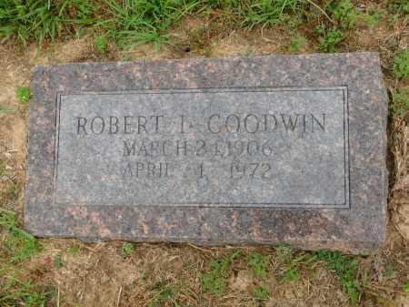 GOODWIN, ROBERT LUCIAN - Calhoun County, Arkansas   ROBERT LUCIAN GOODWIN - Arkansas Gravestone Photos