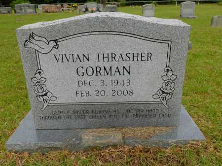 THRASHER GORMAN, VIVIAN - Calhoun County, Arkansas | VIVIAN THRASHER GORMAN - Arkansas Gravestone Photos