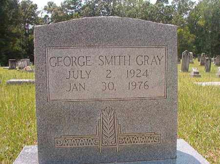 GRAY, GEORGE SMITH - Calhoun County, Arkansas   GEORGE SMITH GRAY - Arkansas Gravestone Photos