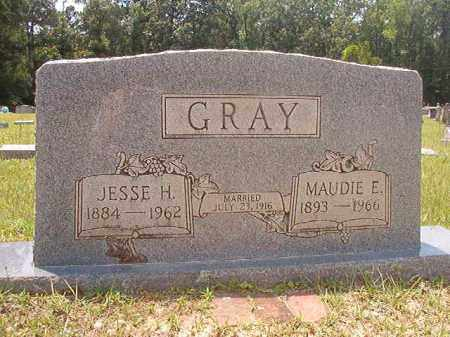 GRAY, JESSE H - Calhoun County, Arkansas | JESSE H GRAY - Arkansas Gravestone Photos